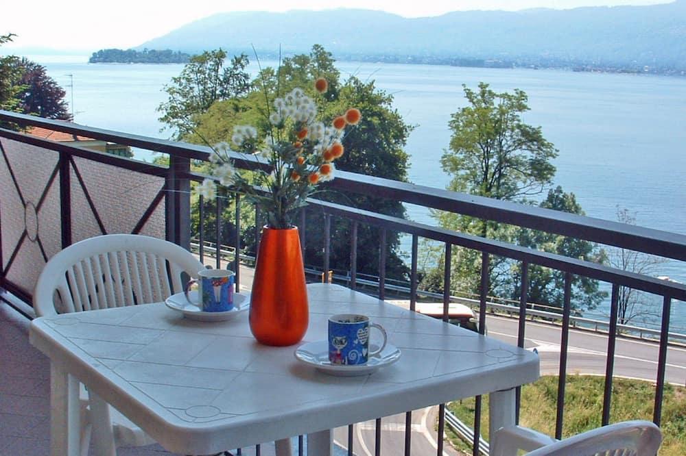 Apartment, 1 Bedroom (4 pax) - Balcony