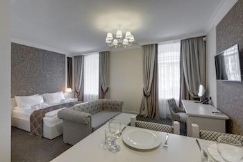 Selline näeb välja Mini-Hotel Anastasia, Peterburi