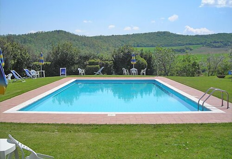 Agriturismo Casagrande, Montepulciano, Outdoor Pool