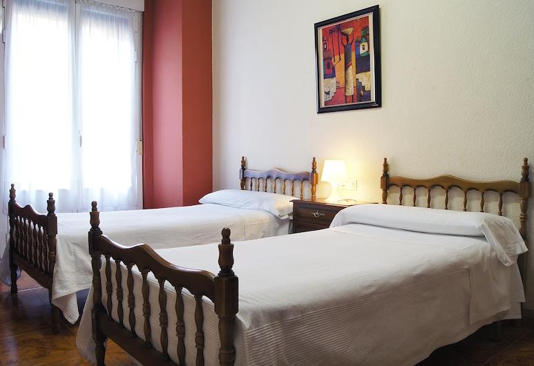 Hostal Zamoran, Madrid, Zweibettzimmer, Zimmer