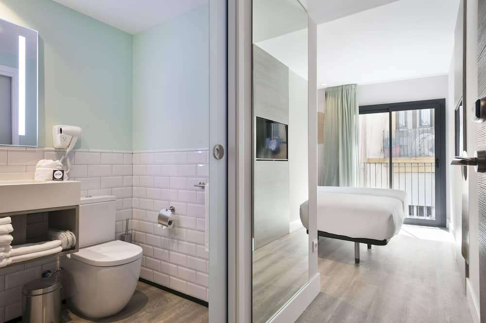 Quarto casal standard - Banheiro