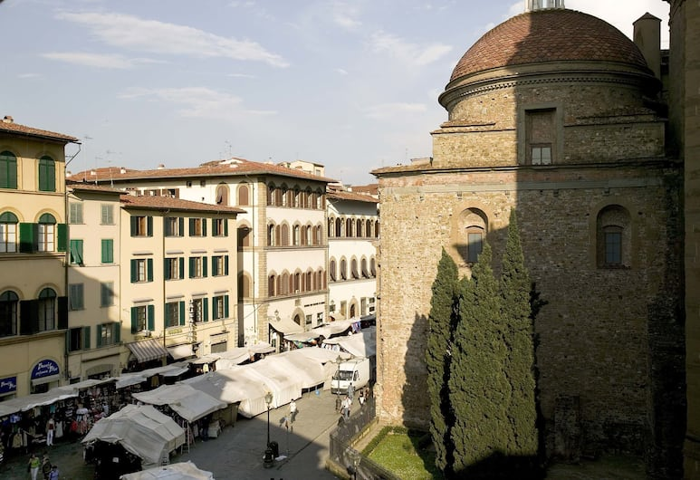 VipFlorence, Florence, Apartment, 1 Bedroom, Balcony View