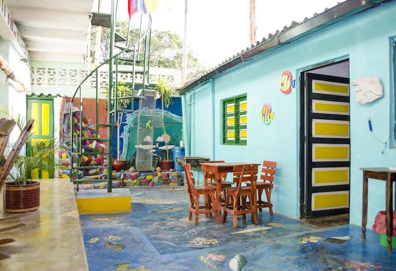 Hostel Villa Mary, Santa Marta, Lahan Properti
