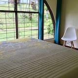 Standartinio tipo dvivietis kambarys, 1 standartinė dvigulė lova, vaizdas į sodą - Svečių kambarys
