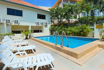 Sista minuten-erbjudanden på hotell i Pattaya