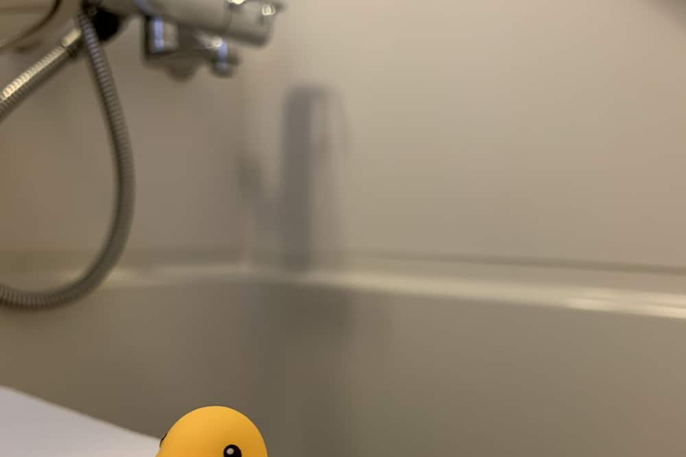 غرفة فردية - لغير المدخنين - مرافق الحمّام