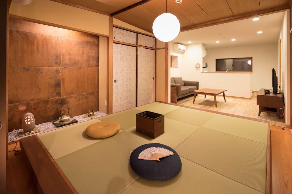Traditional Σπίτι - Περιοχή καθιστικού