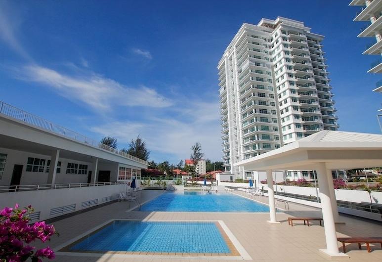 Bay Resort Condominium Diamond Tower, Miri, Outdoor Pool