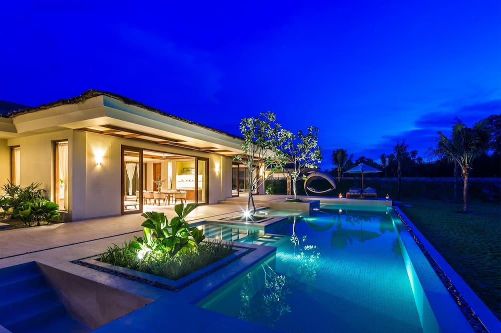 Pool Villa River, 3 Bedrooms (All Spa Treatments Included) - Outdoor Pool