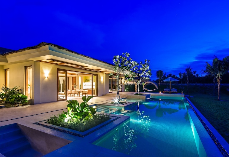Fusion Resort Phu Quoc, Phu Quoc, Pool Villa River, 2 Bedrooms (All Spa Treatments Included), Outdoor Pool