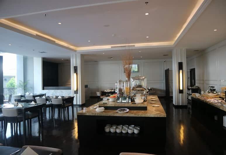 Samala Hotel Jakarta Cengkareng, Jakarta, Salle de petit-déjeuner