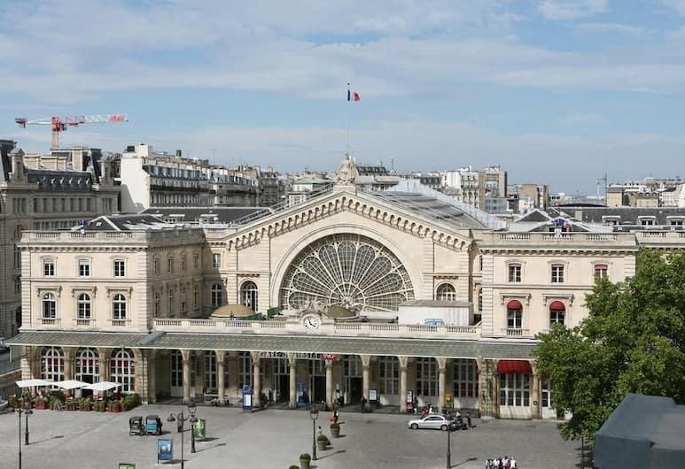 Grand Hôtel de l'Europe, Paris, View from Hotel