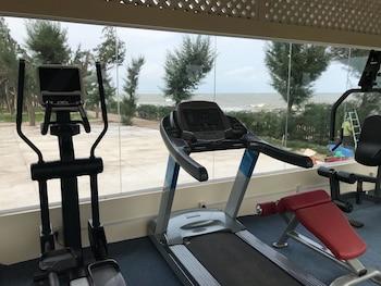 Mynd af Sky Star Beach Resort í Phan Thiet
