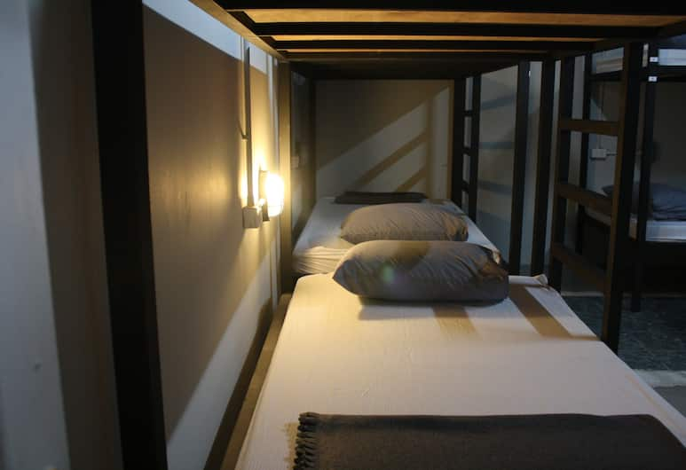 The Mixx Hostel, Bangkok, Shared Dormitory with Air Con, Ausblick vom Zimmer