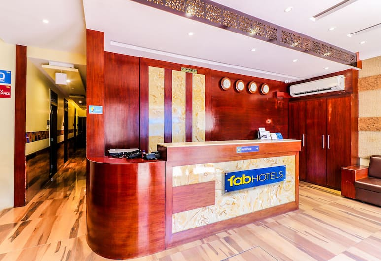 FabHotel Adlon Andheri East, Bombay, Resepsiyon