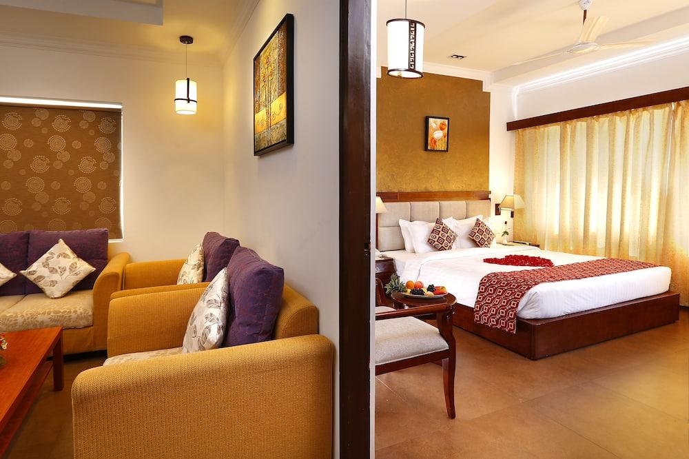 蜜月套房 - 客廳