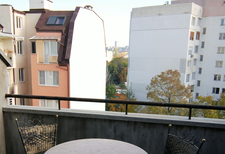 Baratero At Home Apartments, Sofia, Terrace/Patio