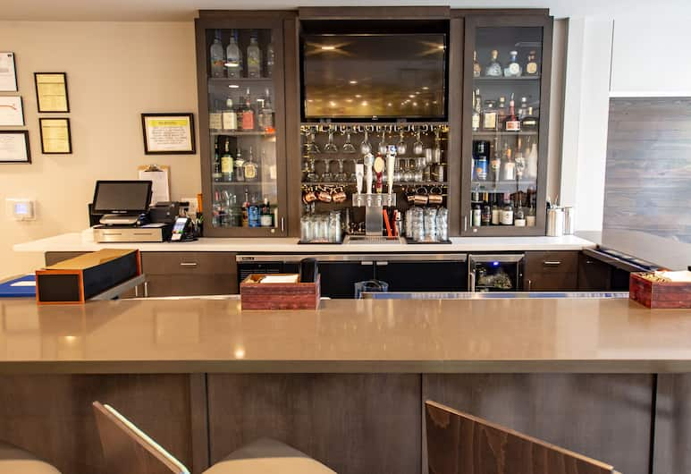 Holiday Inn Knoxville N - Merchant Drive, Knoxville, Bar hotelowy