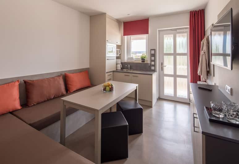 TRIO Apartment Hotel Berlin, Berlino, Appartamento Classic, 1 camera da letto, non fumatori, Camera