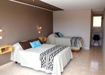 A(z) Amigo del Mundo Hosteria y Apart Hotel hotel fényképe itt: El Calafate