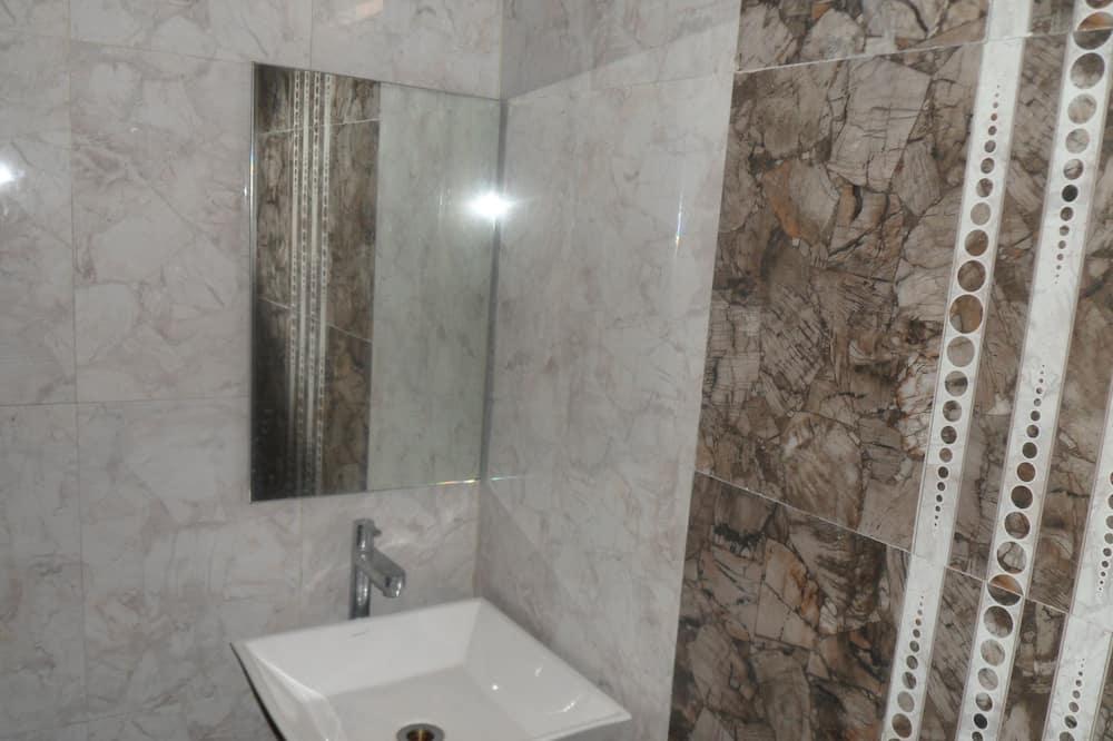 標準單人房, 1 張標準雙人床 - 浴室