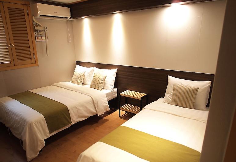 ホテル パーク ヒル明洞, ソウル, スタンダード トリプルルーム, 部屋