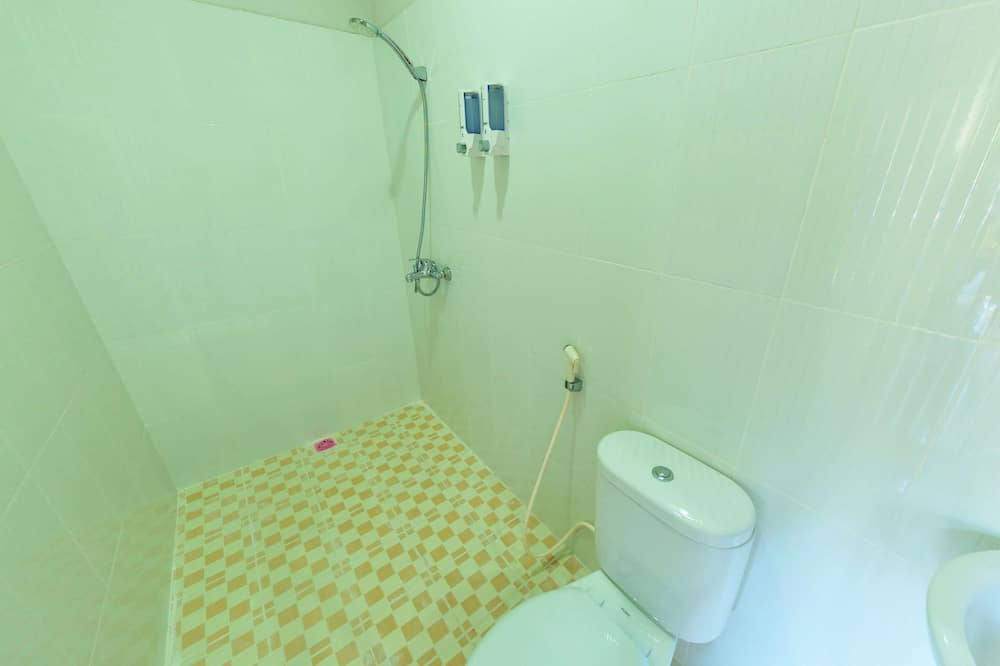 豪華單人房, 陽台 - 浴室