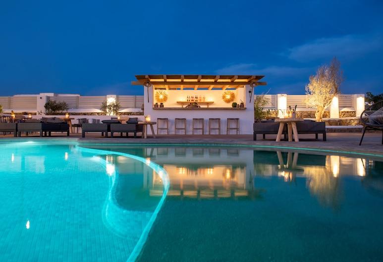 Olive Mykonos Villas, Mykonos, Lounge