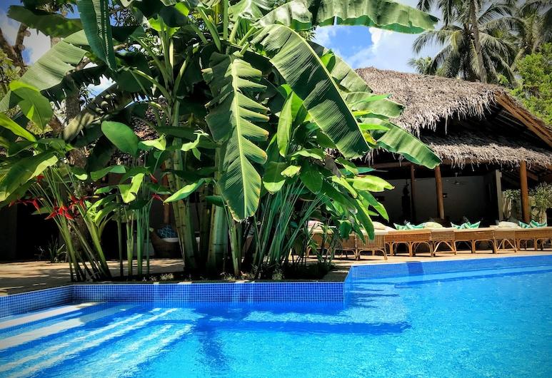 艾妮島可可渡假村, El Nido, 室外游泳池