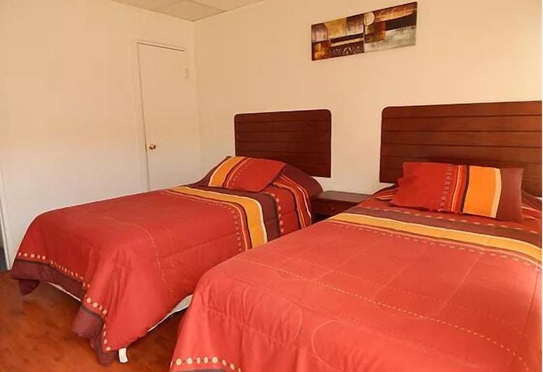 Hotel Bamboo, Iquique, Quarto Twin Standard, 1 Quarto, Casa de Banho Privativa, Quarto