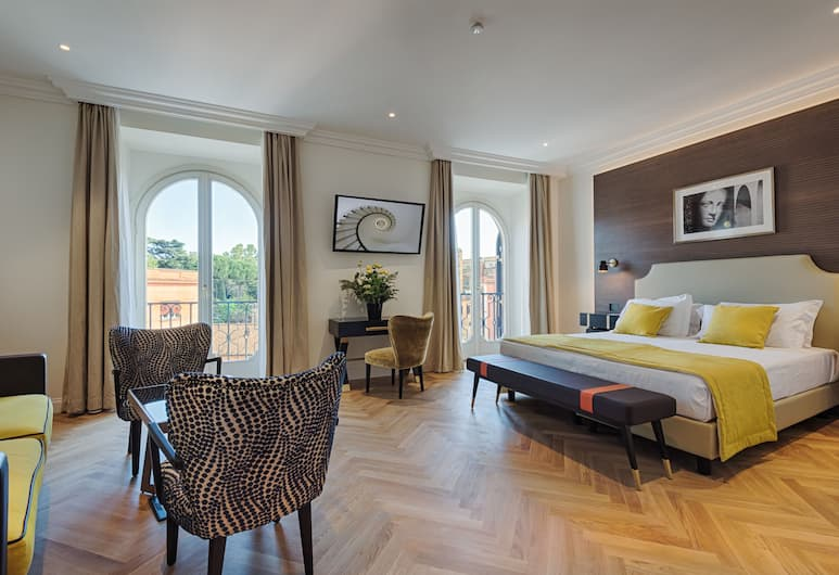 The K Boutique Hotel, Rome, Family Room, Connecting Rooms, Guest Room