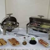 Bufet śniadaniowy