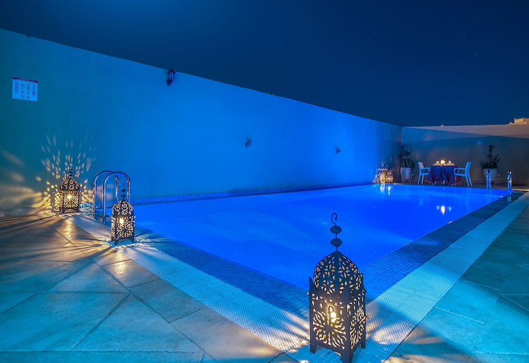 Hotel Rose Valley, Ouarzazate, Outdoor Pool