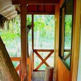 Meža māja, divas guļamistabas - Dzīvojamā zona