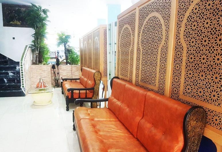 Hôtel Ryad Tetouan, Tetouan, Lobby