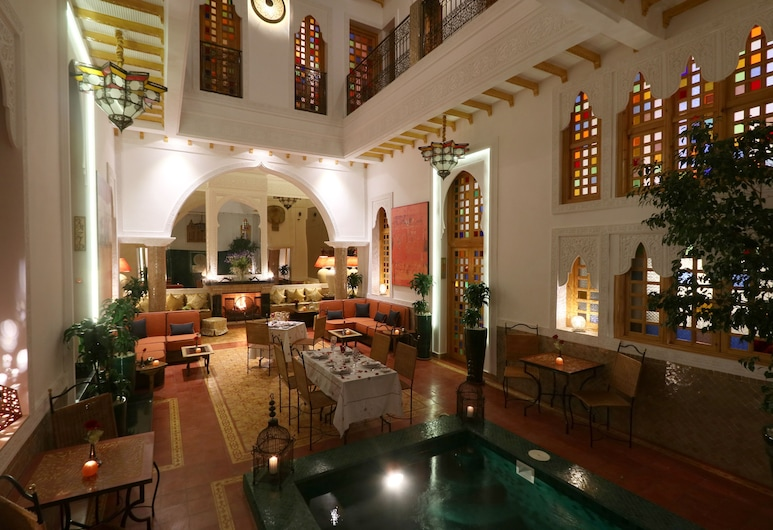 Riad Andalla Spa, Marrakech