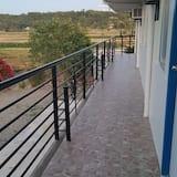 Panoramic Double Room, 1 Bedroom, Mountain View - Balcony View