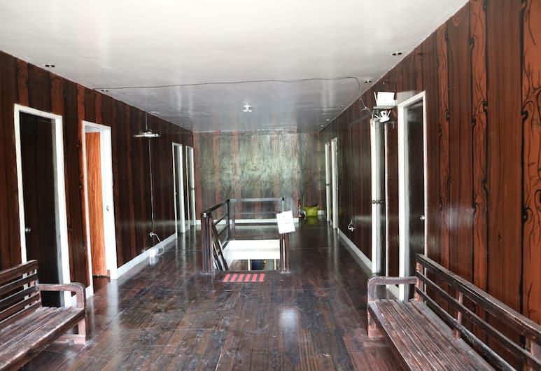 阿萊克祖背包客旅行旅館, El Nido, 走廊