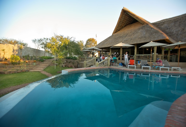 Shearwater Explorers Village, Victoria Falls, Pool