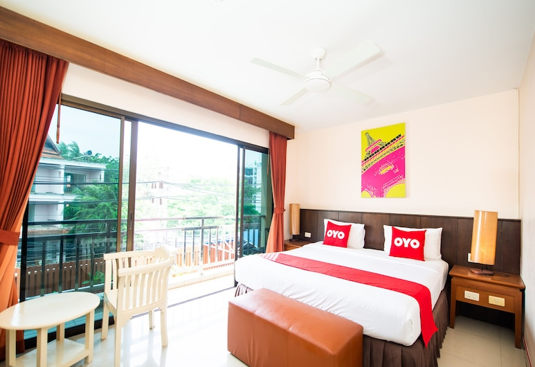 OYO 343 Wanna Marine, Patong, Deluxe Double Room, Guest Room