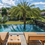 Deluxe House, 4 Bedrooms, Private Pool, Lake View - Outdoor Pool