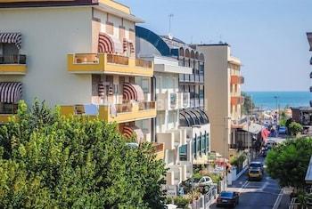 A(z) Hotel Nova Dhely hotel fényképe itt: Rimini
