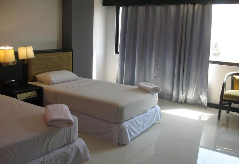 Silver Hotel Phuket, Phuket, Standard Room, Guest Room