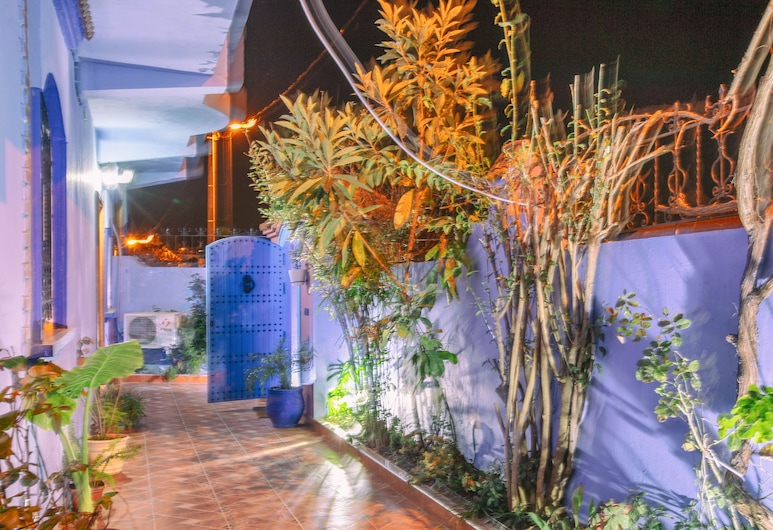 Villa Rita Guest House, Chefchaouen, Comfort-lejlighed - 2 soveværelser, Terrasse/patio