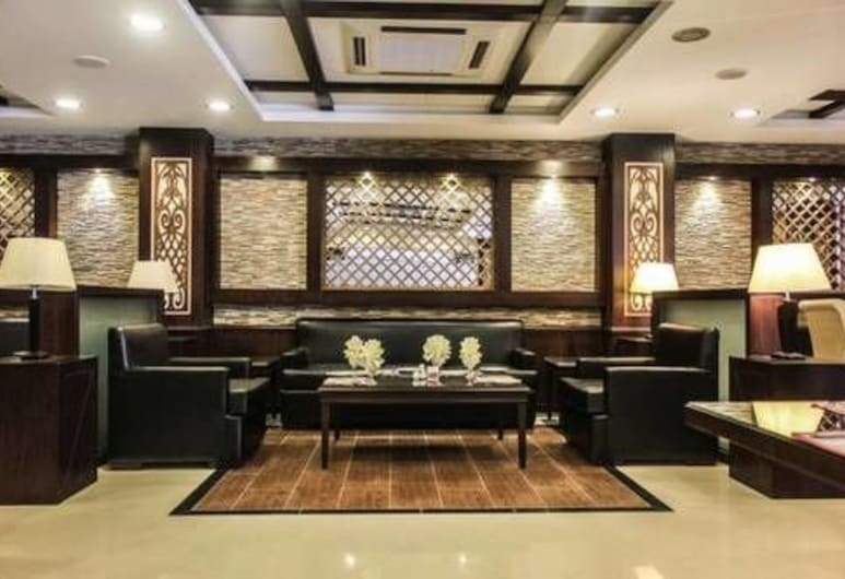Royalton Hotel, Rawalpindi, Puhkeala fuajees