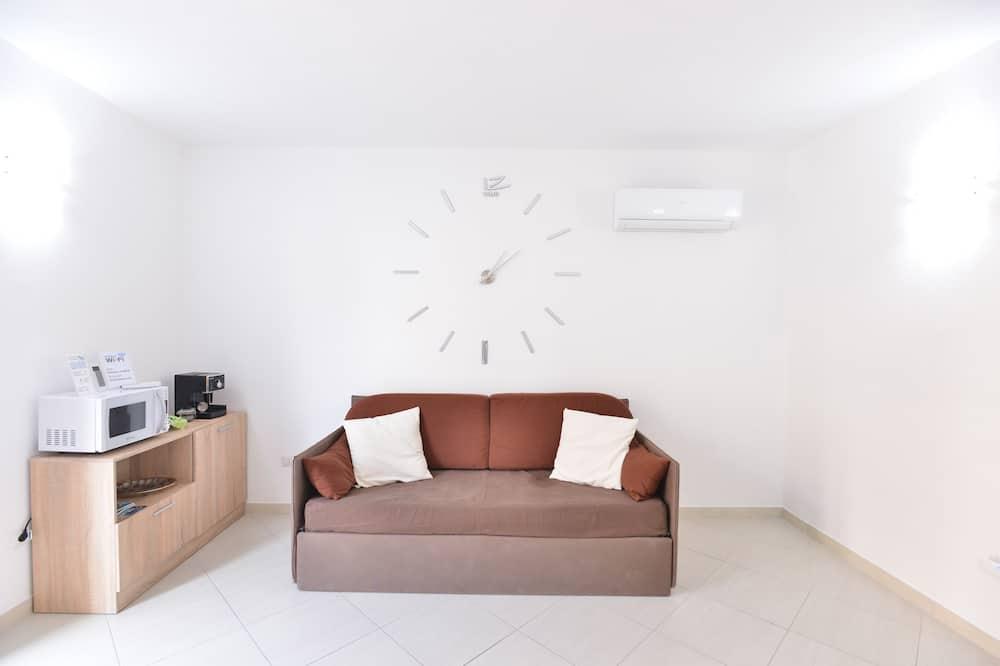Dzīvokļnumurs, pirmais stāvs - Dzīvojamā istaba