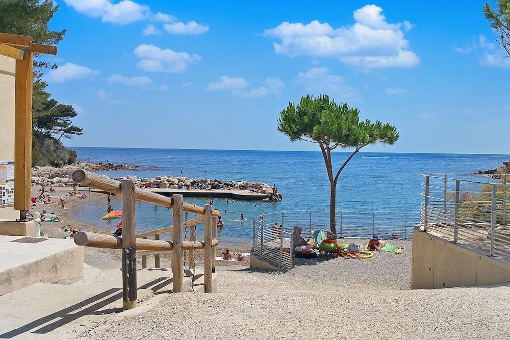 Biệt thự tiện nghi đơn giản, Có phòng tắm riêng, Quang cảnh công viên (Serenita) - Bãi biển