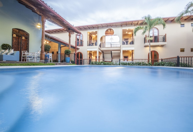 Plaza Marbella Granada Condiminiums, Granada, Vonkajší bazén