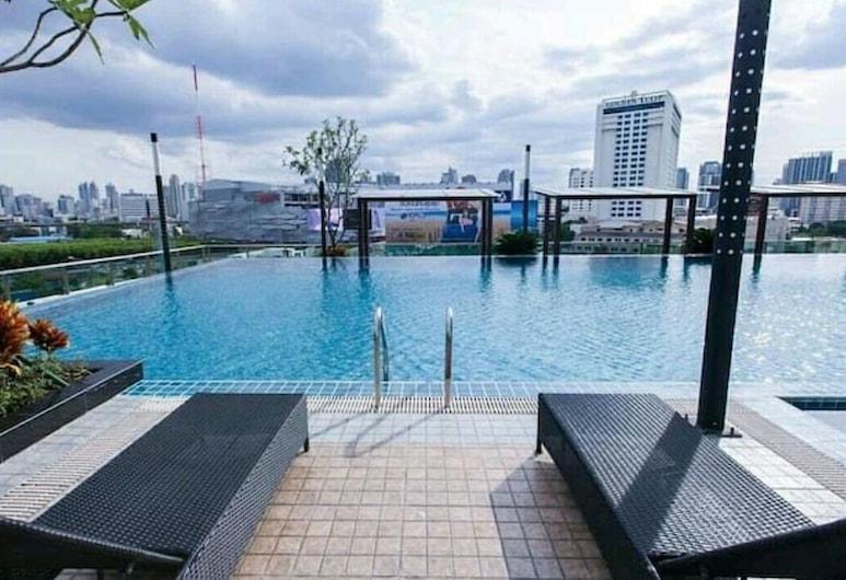 TC Green by Jummie, Bangkok, Outdoor Pool