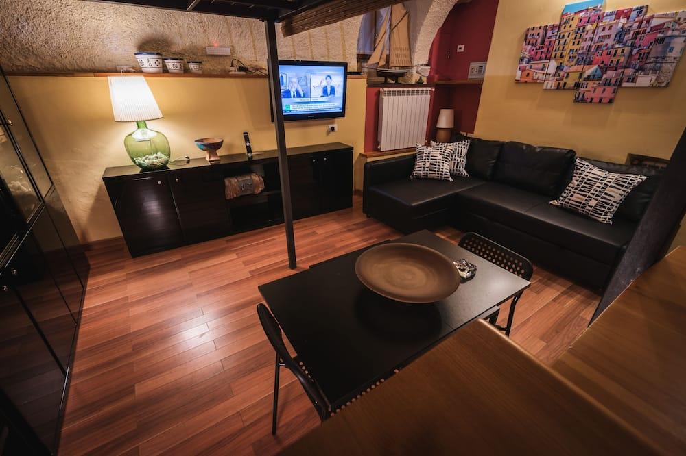 Deluxe Tek Büyük Yataklı Oda, 1 Yatak Odası, Küçük Mutfak - Oturma Alanı